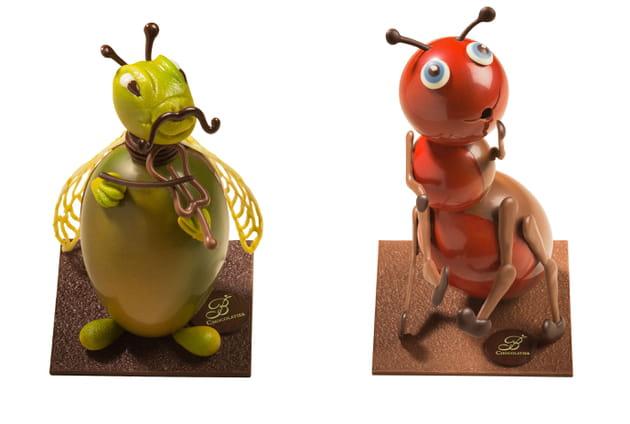 La cigale et la fourmi de Vianney Bellanger