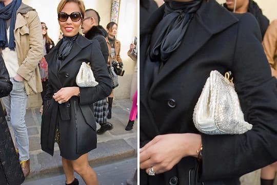 Fashion week : les street looks des défilés parisiens PAP automne-hiver 2011-2012 51