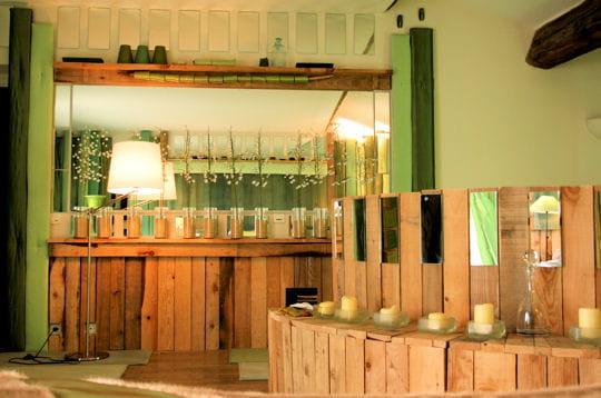 Vert et bambous