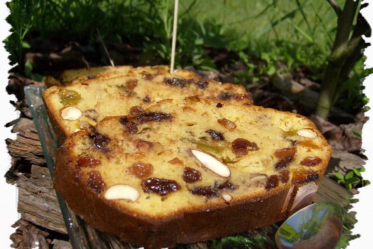 Rando cake (sans beurre)