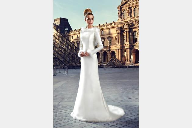Robe de mariée Louvre, Pronuptia