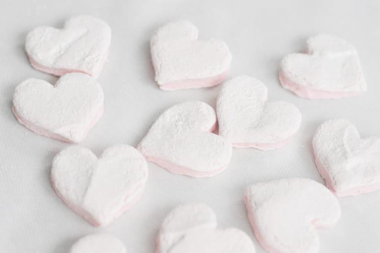 Guimauve de la Saint Valentin