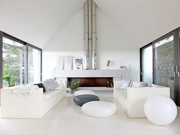 Espace en symétrie