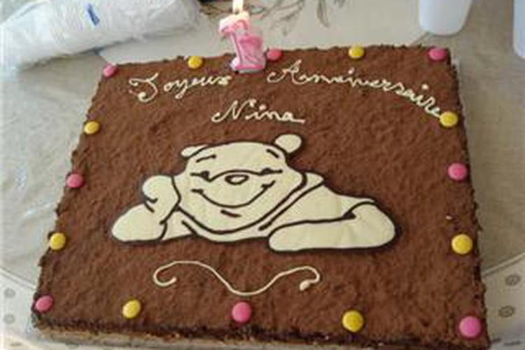 Trianon au chocolat divin