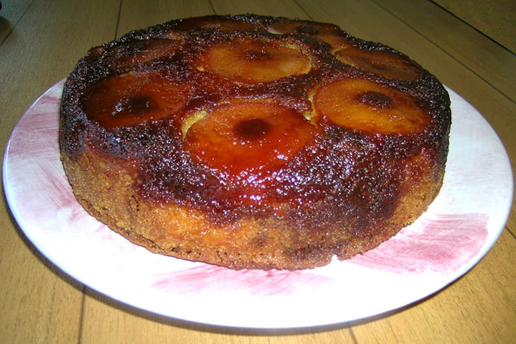 Fondant aux pommes caramélisées