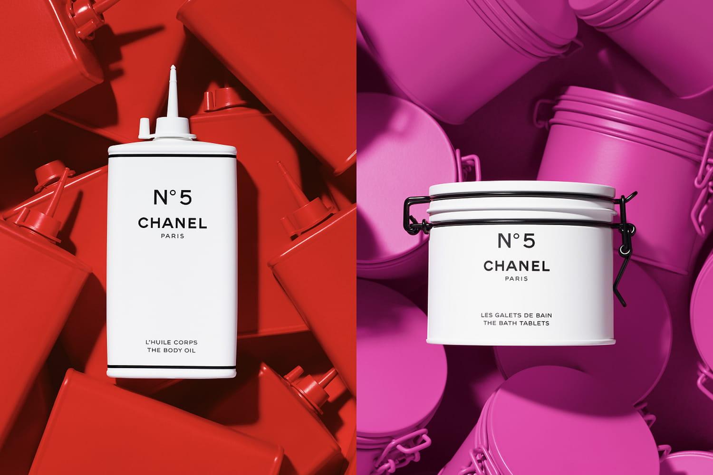 Chanel Factory 5: 17produits collector pour célébrer les 100ans de Chanel n°5