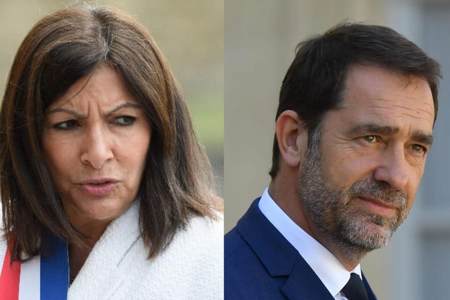 """Anne Hidalgo dézingue Castaner et sa """"décision débile"""""""