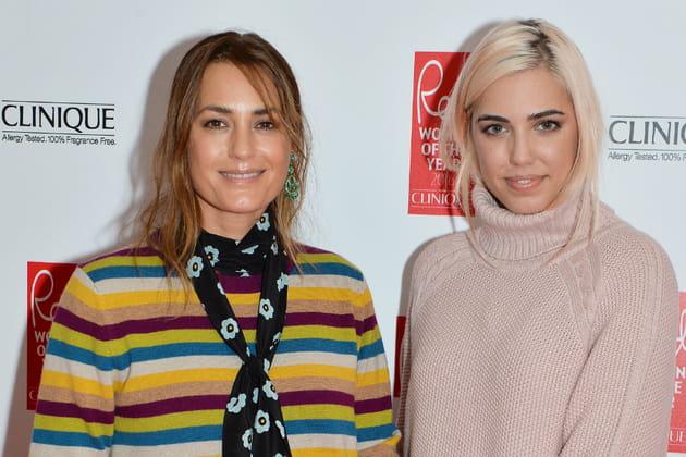 Yasmin Le Bon et sa fille Amber Le Bon