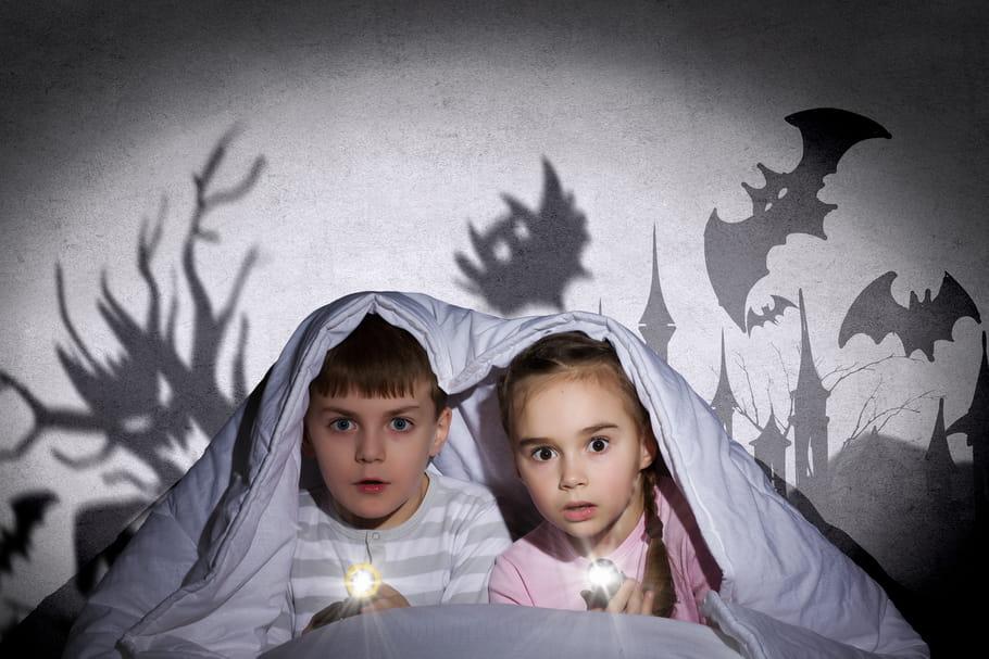 Mon enfant a peur du noir : 5 conseils pour le rassurer