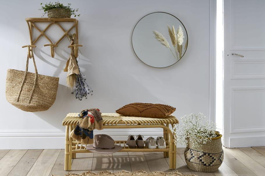 Bien choisir son meuble d'entrée pour un espace optimisé
