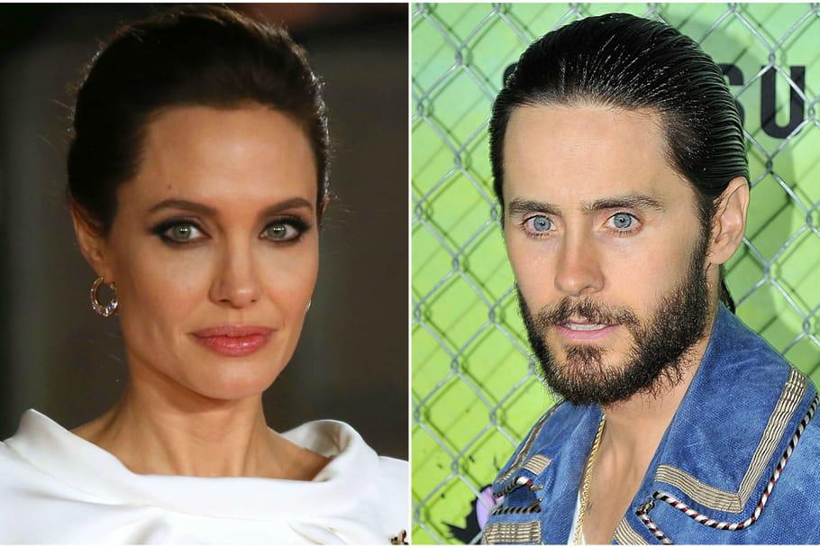 Angelina Jolie serait en couple avec... Jared Leto