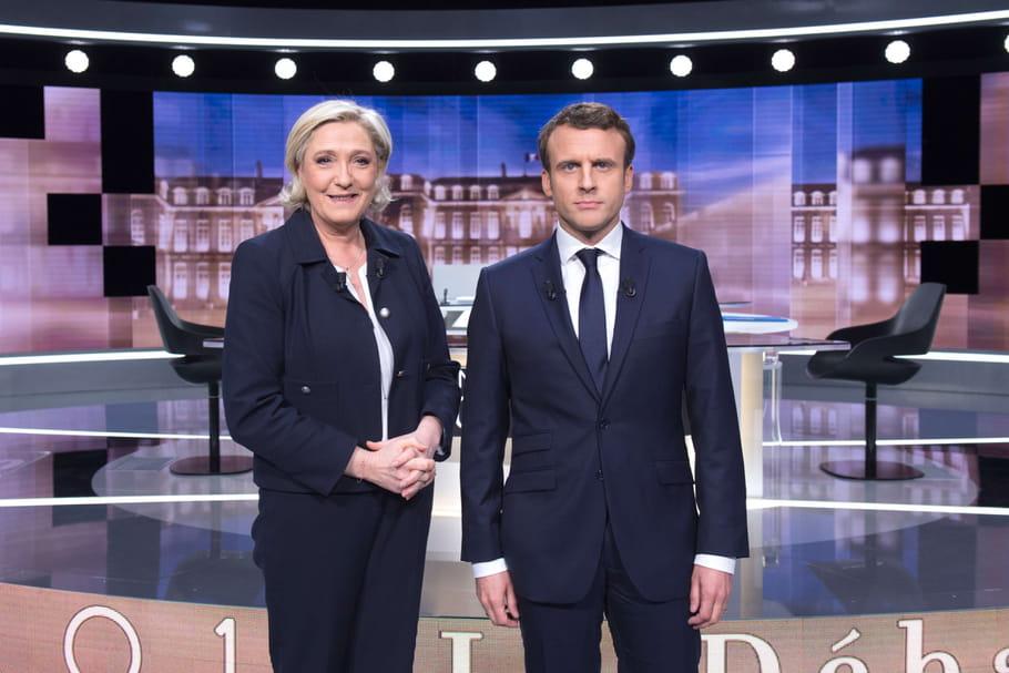 Débat Macron/Le Pen: le meilleur du pire et les séquences à retenir