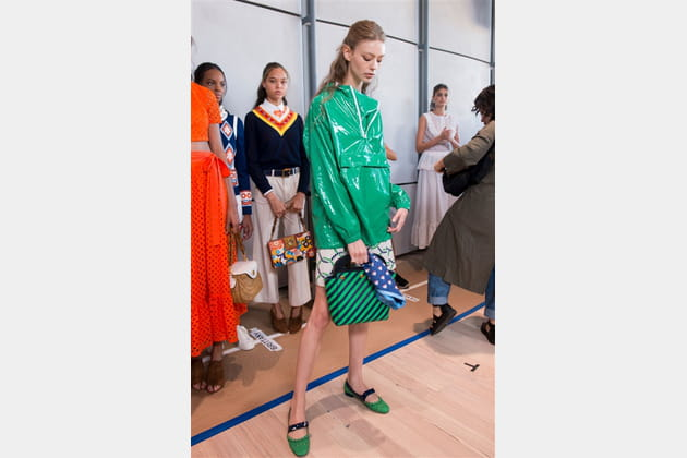 Tory Burch (Backstage) - photo 34