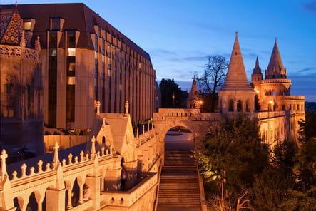 Les plus beaux hôtels de Budapest : le Hilton