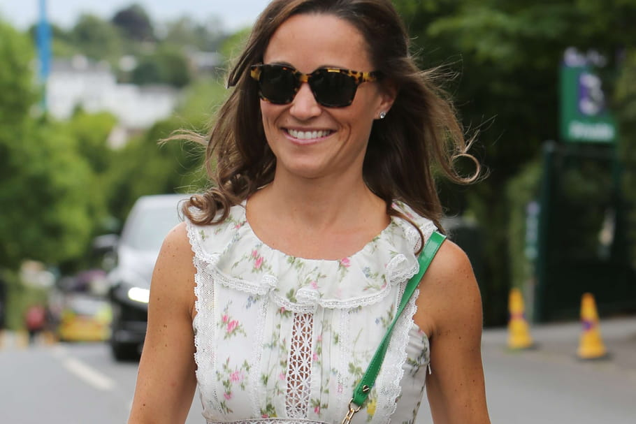 Pippa Middleton attend son premier enfant