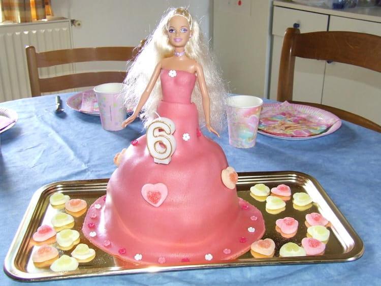 Recette De Gateau D Anniversaire Barbie Aux Fruits Secs La