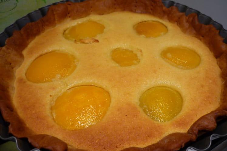 Amandine aux abricots inratable