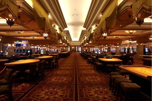 Soirée dans le plus grand casino du Maroc