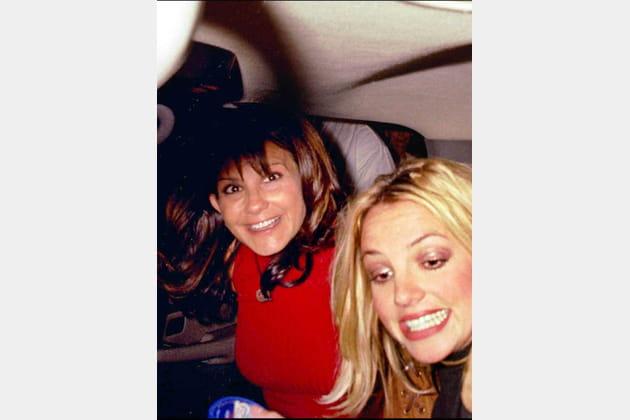 Britney Spears et sa mère Lynn Spears