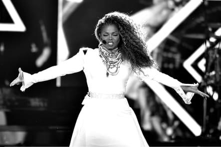 Janet Jackson fête ses 50 ans