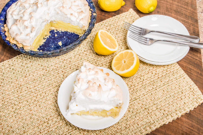 10règles pour réussir une tarte au citron meringuée