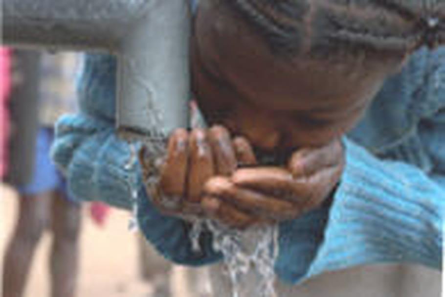 Un clic pour participer à l'accès à l'eau potable en Afrique