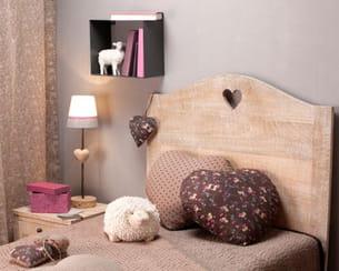 t te de lit c ur jardin d 39 ulysse. Black Bedroom Furniture Sets. Home Design Ideas
