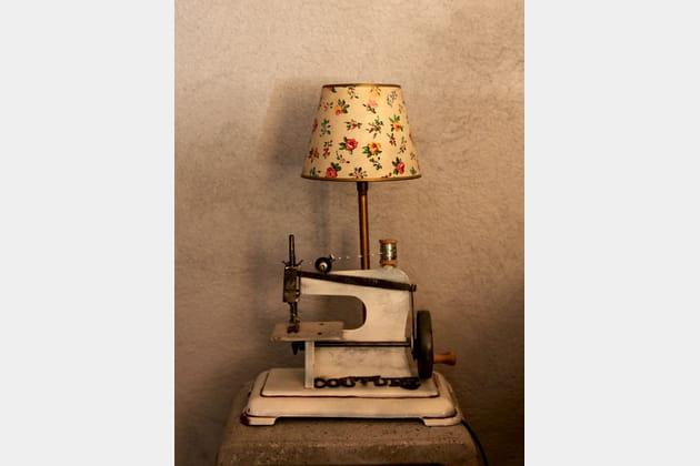 Une lampe bien originale