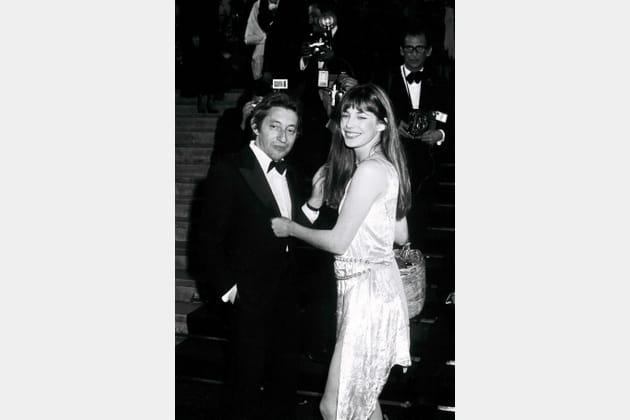 Un couple mythique au 27e festival de Cannes, en 1974