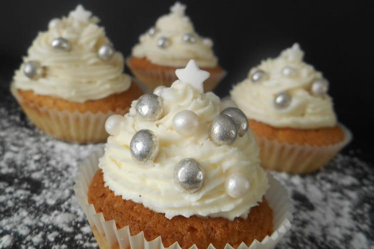 Cupcakes express à la vanille
