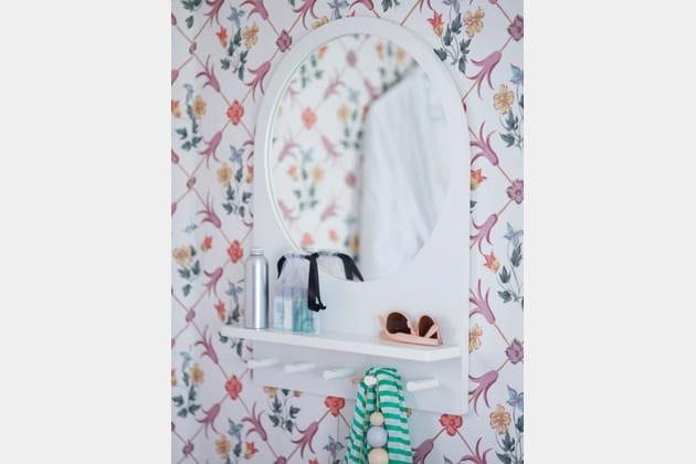 Miroir Saltröd d'Ikea