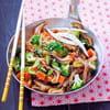 wok d oreilles de porc aux legumes croquants