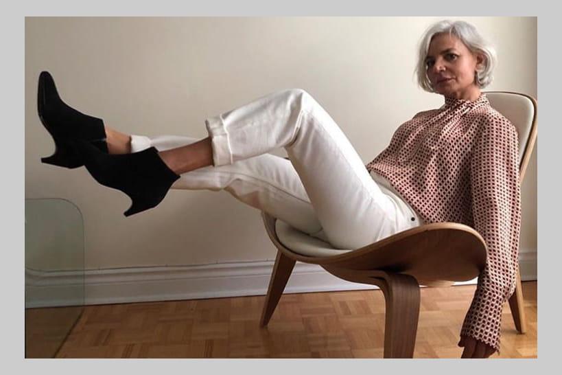 Comment porter le jean blanc? 30looks inspirants