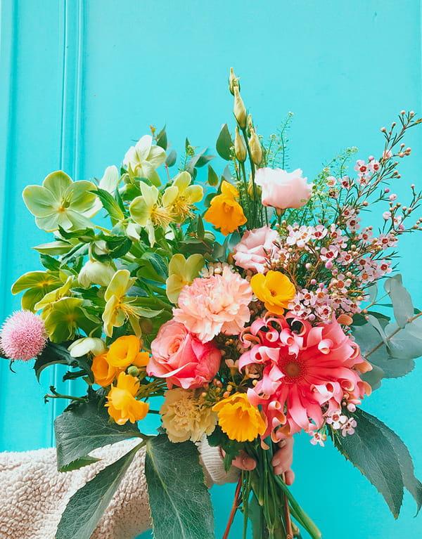 Fleuristes 2 0 notre s lection de box de fleurs - Fleur de pampa ...