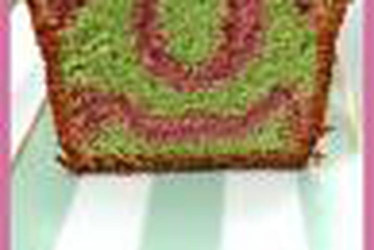 Cake au yaourt et aux framboises