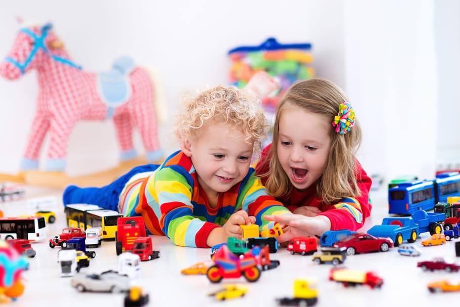 Ces enfants doués trop attachés à leurs jouets