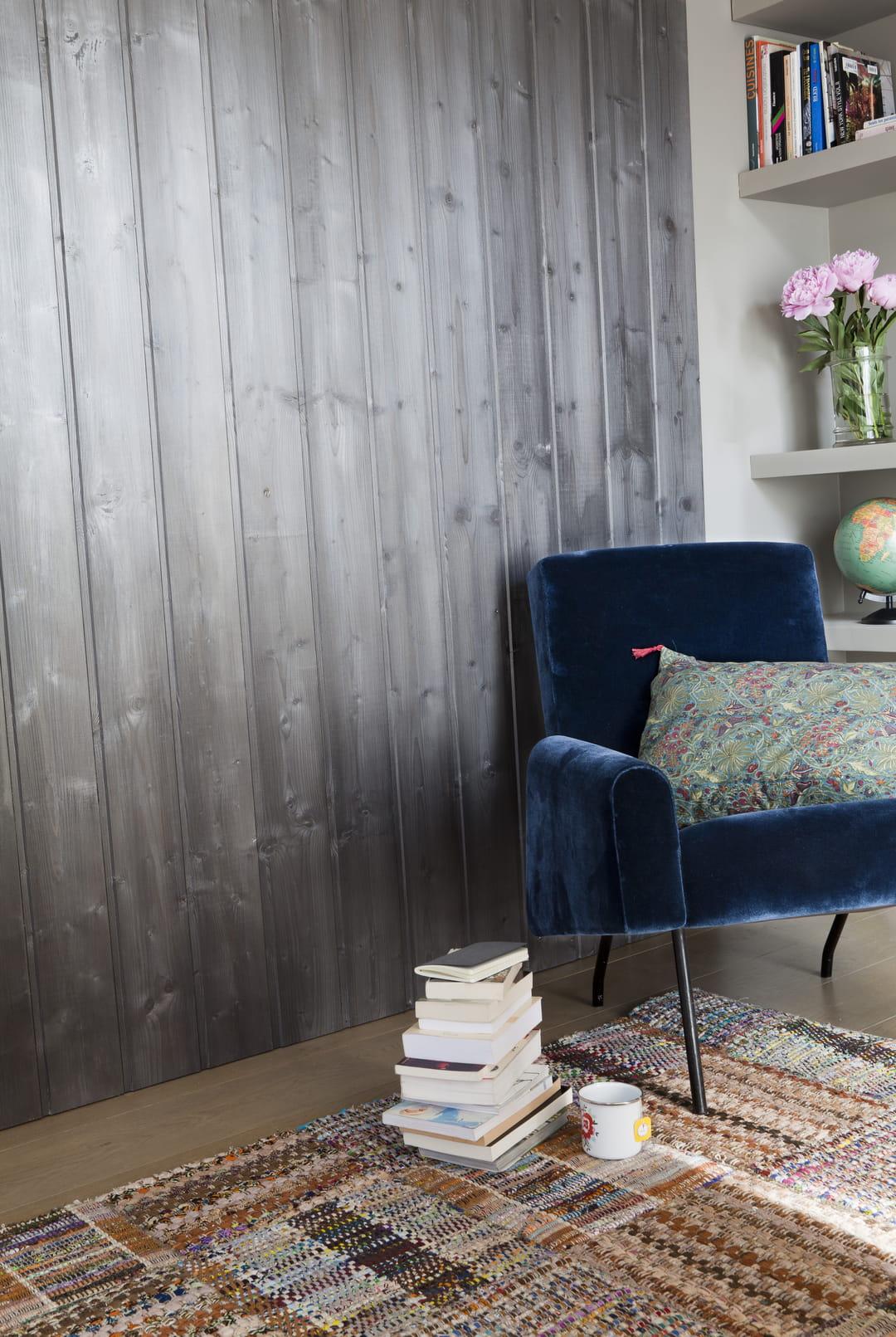 Lessiver Un Mur Avant Peinture comment peindre du lambris pour le moderniser ?
