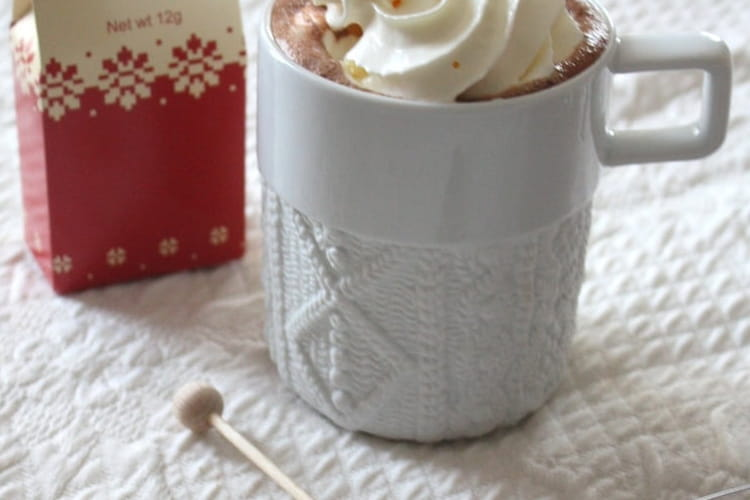 Chocolat chaud épais à l'espagnole