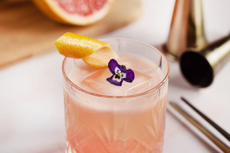 Moktails Long drink florida au pamplemousse de Floride