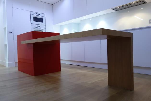 Une table polyvalente