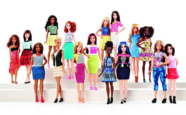 Barbie® célèbre la diversité