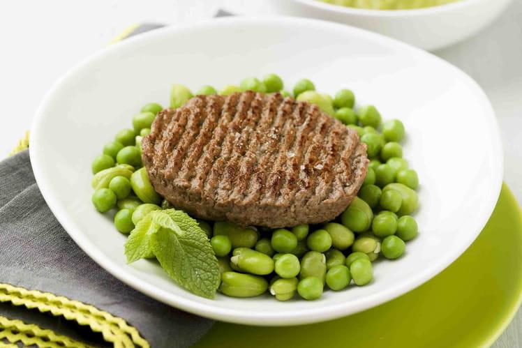 Steak haché printanier