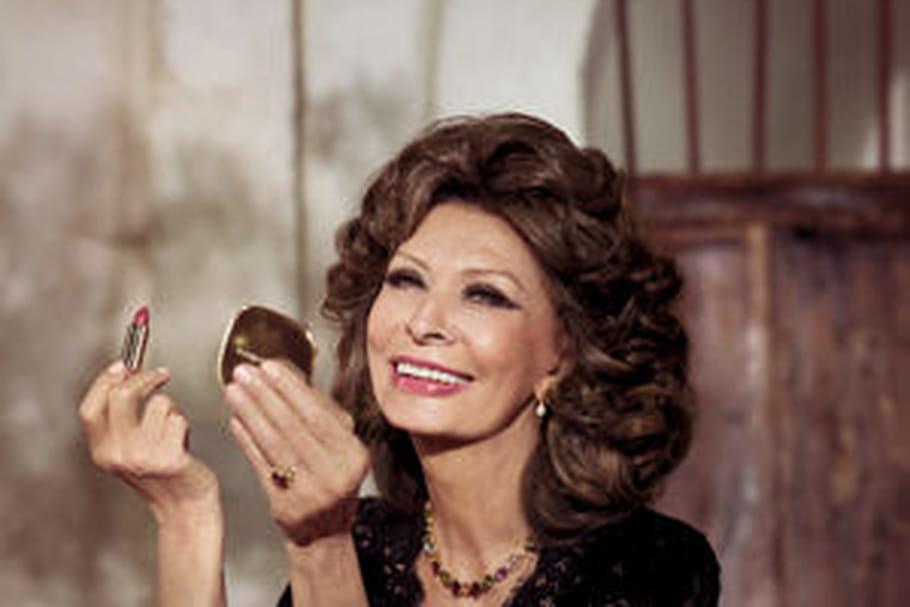 Dolce&Gabbana Beauty crée le rouge à lèvres Sophia Loren