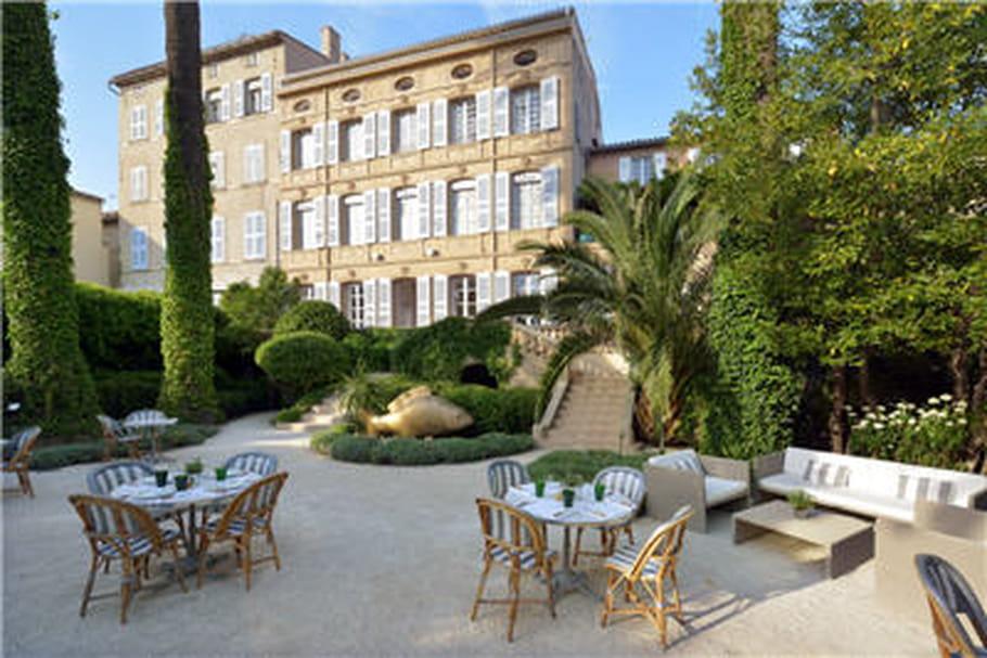 La boutique éphémère de Dior à St Tropez