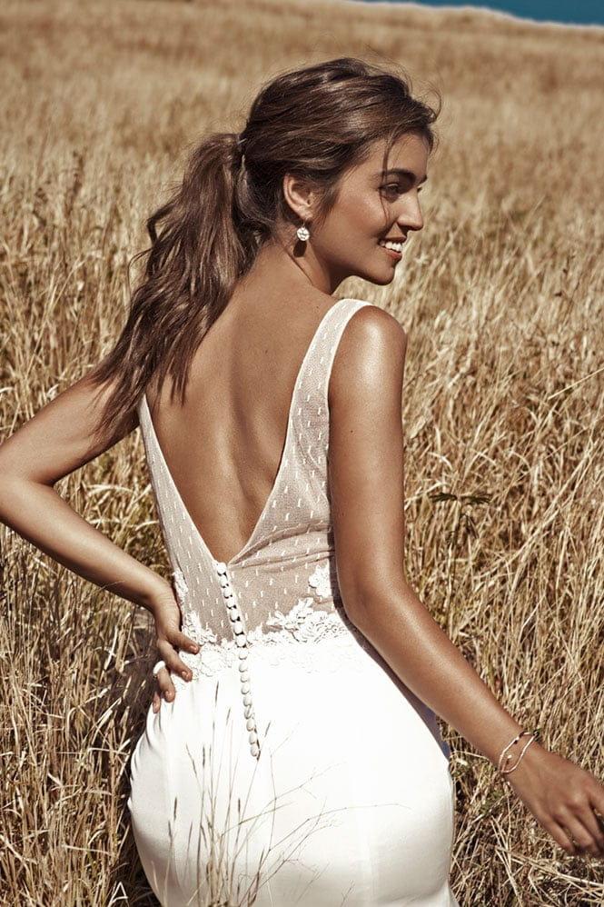 Robe de mariée Maloya, Fabienne Alagama