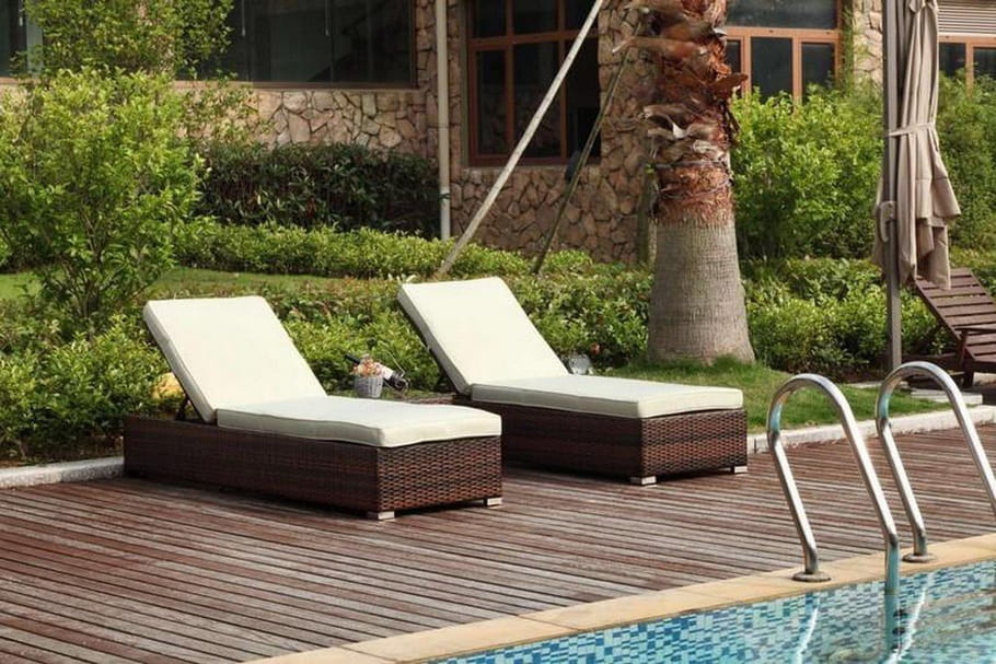 Meilleur bain de soleil: sélections de modèles confortables