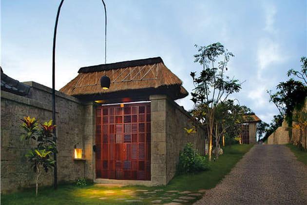 Des villas extrêmement raffinées