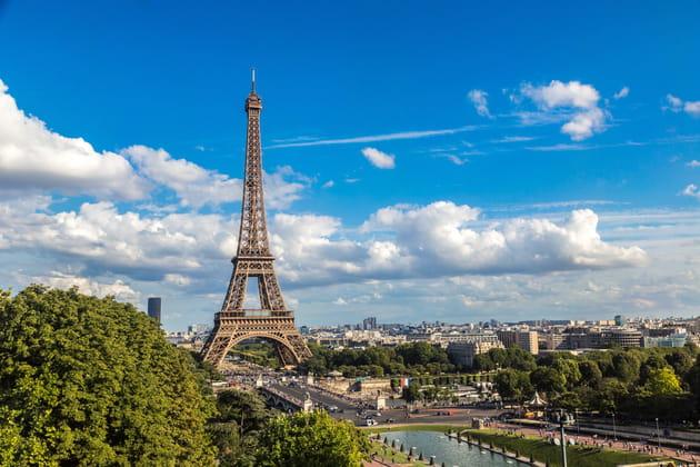 5e: Paris, farniente dans la capitale