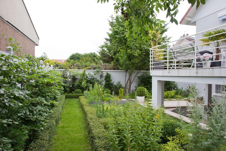 Allee De Jardin En Pente allée de jardin : comment la concevoir et l'aménager ?