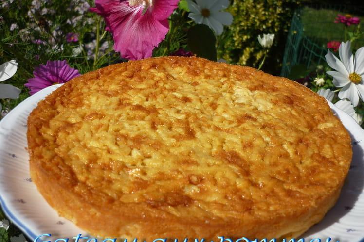 Gâteau aux pommes simplissime